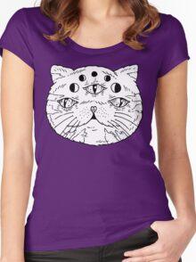 """""""Ruckus"""" by Timothy Von Senden  Women's Fitted Scoop T-Shirt"""