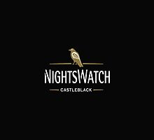 Game of Thrones - Night's Watch - Castle Black by James Quinn