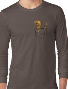 Pocket Raptor T-Shirt Long Sleeve T-Shirt