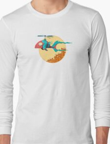 Dimitri the Flying Fish Long Sleeve T-Shirt
