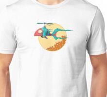 Dimitri the Flying Fish Unisex T-Shirt