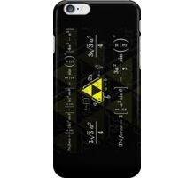 Tri-gonometry iPhone Case/Skin