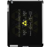 Tri-gonometry iPad Case/Skin