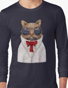 Astro Cat! Long Sleeve T-Shirt