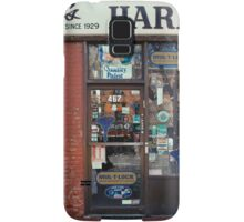 Barney's Hardware - New York City Store Sign Kodachrome Postcards  Samsung Galaxy Case/Skin