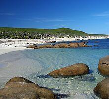 Cape Leewin, Augusta Western Australia by Lisa Evans