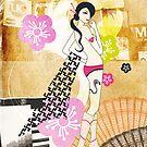 Shibuya Girl (the 2nd coming) by Tiffany Atkin