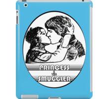 Princess & The Smuggler iPad Case/Skin