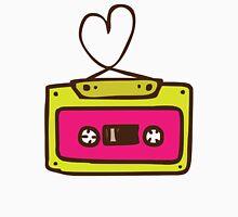 Hand Drawn Audio Tape Cassette Unisex T-Shirt