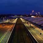 Truro Railway Station. by mariarty