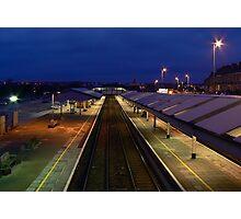 Truro Railway Station. Photographic Print