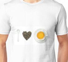 I Love Tea Unisex T-Shirt