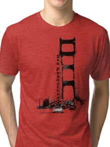L e f t M y H e a r t . . . Tri-blend T-Shirt