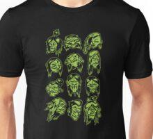 Shrunken heads! Unisex T-Shirt