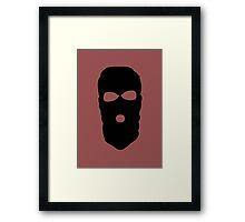 Criminal Concept | One Framed Print
