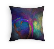 Tree of Life Throw Pillow