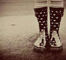 Rainboots by keladams