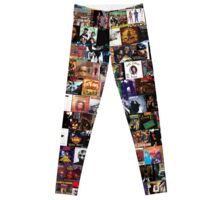 Hip Hop Albums Leggings Leggings