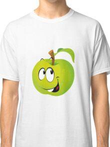 Funny Apple Classic T-Shirt