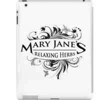 Vintage Mary Jane iPad Case/Skin