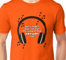 Sound of Awesome Unisex T-Shirt