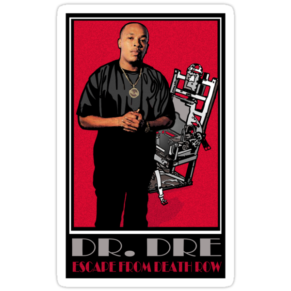 ESCAPE FROM DEATH ROW by SOL  SKETCHES™