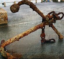 Old Anchor. by mariarty