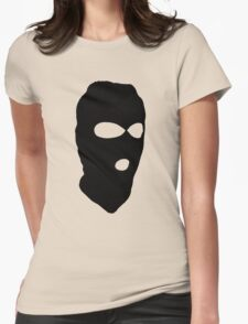 Criminal Concept | Two Womens Fitted T-Shirt