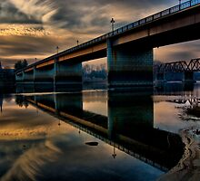 Bridge to Faith by Andreas Mueller