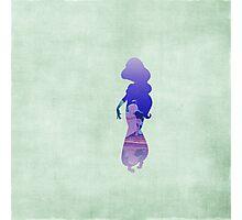 Jasmine - Aladdin - Disney Inspired Photographic Print