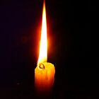 Candle Flame by MaeBelle