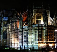 Westminster Abbey - London by A90Six