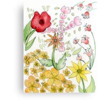 Floral Print 2 Canvas Print