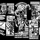 Sin City Screens by Evan F.E. Lole