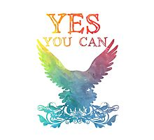 Yes You can colored Photographic Print