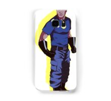 Captain Hammer  Samsung Galaxy Case/Skin