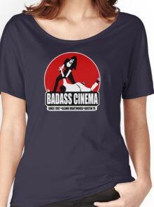 Badass Cinema Women's Relaxed Fit T-Shirt