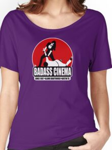 Badass Cinema Women's Relaxed Fit T-Shirt