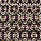 Abstract Geometric Modern Seamless Pattern by DFLC Prints