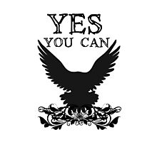 Yes You can black and white Photographic Print
