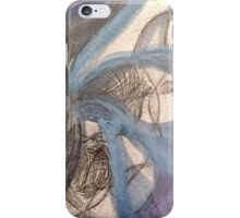 Ribbons by Pauline Campos iPhone Case/Skin