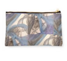 Ribbons by Pauline Campos Studio Pouch