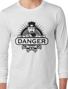 Walter White - I Am The Danger Long Sleeve T-Shirt