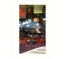 Savannah Park Art Print