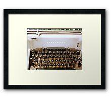 Days Gone By    ^ Framed Print