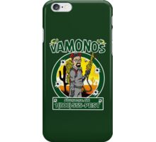 Vamonos iPhone Case/Skin