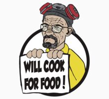 Will Cook For Food by OriginalApparel