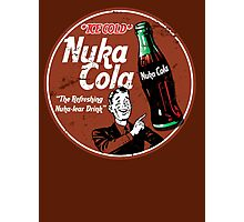 The Refreshing Nuka-Lear Drink Photographic Print