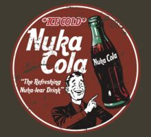 The Refreshing Nuka-Lear Drink by McPod