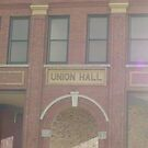 Old Union Hall by Highlyamused
